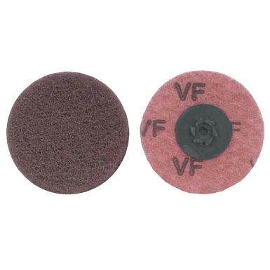 Merit Abrasives 8834166296 PowerLock Buffing Discs-Type I