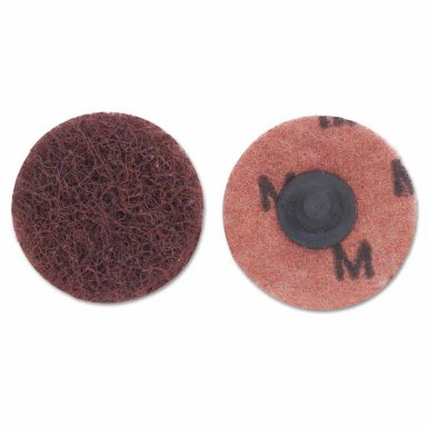 Merit Abrasives 8834166303 PowerLock Buffing Discs-Type III