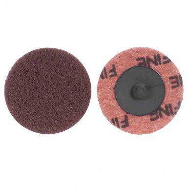 Merit Abrasives 8834166304 PowerLock Buffing Discs-Type III