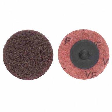 Merit Abrasives 8834166305 PowerLock Buffing Discs-Type III