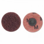 Merit Abrasives 8834166308 PowerLock Buffing Discs-Type III