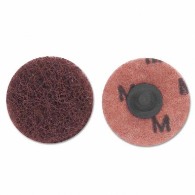 Merit Abrasives 8834166368 PowerLock Buffing Discs-Type III