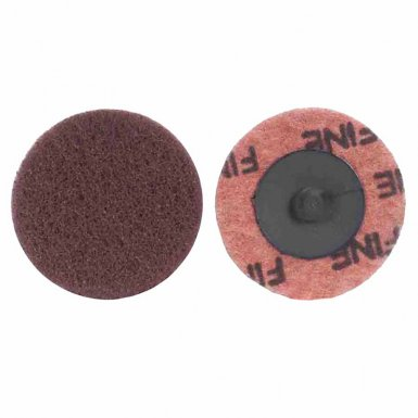 Merit Abrasives 8834166369 PowerLock Buffing Discs-Type III