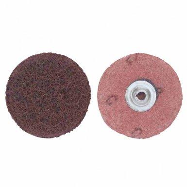 Merit Abrasives 8834166393 PowerLock Buffing Discs-Type II