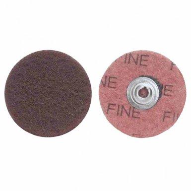 Merit Abrasives 8834166396 PowerLock Buffing Discs-Type II