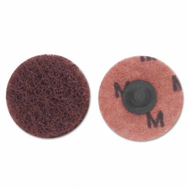 Merit Abrasives 8834164065 PowerLock High Strength Buffing Discs-Type III