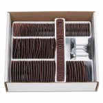 Merit Abrasives 8834165001 PowerLock Quick-Change Kit