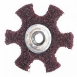 Merit Abrasives 8834185924 Surface Preparation Stars