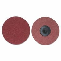 Merit Abrasives 8834163404 Ultra Ceramic Plus PowerLock Cloth Discs-Type III