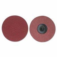 Merit Abrasives 8834163412 Ultra Ceramic Plus PowerLock Cloth Discs-Type III