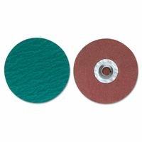 Merit Abrasives 8834167075 ZIRC Plus R801 PowerLock Cloth Discs-Type II