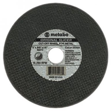 METABO 655346000 Original Slicer Cutting Wheels