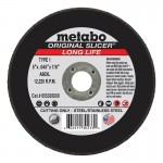 METABO 655335000 Original Slicer Cutting Wheels