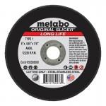 METABO 655335000 Original Slicer Cutting Wheels