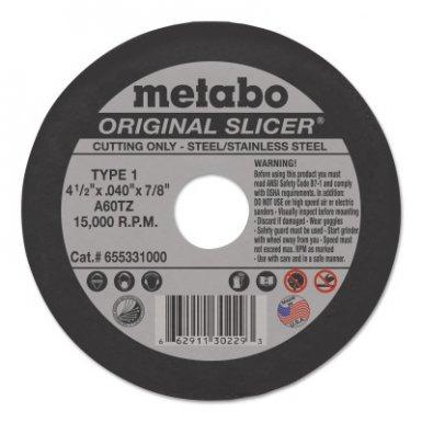 METABO 655331000 Original Slicers