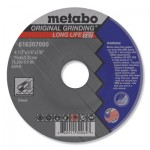 METABO 616307000 Type 27 Depressed Center Cutting Wheel
