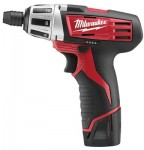 Milwaukee Electric Tools 2401-22 12V Sub-Compact Driver Drills