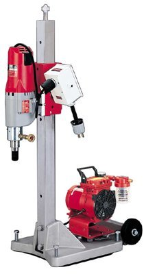 Milwaukee Electric Tools 4120-22 Contractor-Plus Diamond Coring Rigs