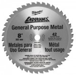 Milwaukee Electric Tools 48-40-4515 Endurance Carbide Circular Saw Blades