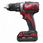 "Milwaukee Electric Tools 2606-22CT M18 Compact 1/2"" Drill Driver Kit"