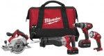 Milwaukee Electric Tools 2694-24 M18 Cordless Combo Kits