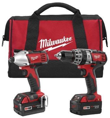 Milwaukee Electric Tools 2697-22 M18 Cordless Combo Kits
