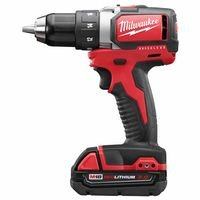 Milwaukee Electric Tools 2701-22CT M18 Compact Brushless Drill/Driver Kits