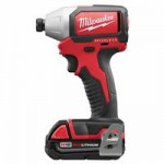 Milwaukee Electric Tools 2750-22CT M18 1/4 in Hex Brushless Impact Drivers