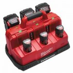 Milwaukee Electric Tools 48-59-1807 M18 and M12 Rapid Charge Stations