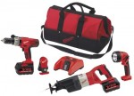 Milwaukee Electric Tools 0928-23 V28 Cordless Combo Kits