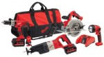 Milwaukee Electric Tools 0928-29 V28 Cordless Combo Kits
