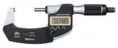 Mitutoyo 293-181 Series 293 QuantuMike Outside Micrometers