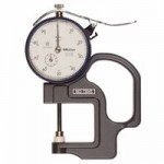 Mitutoyo 7304S Series 7 Ceramic Spindle Dial Thickness Gage