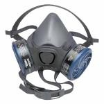 Moldex 7802 7800 Series Premium Silicone Half Masks