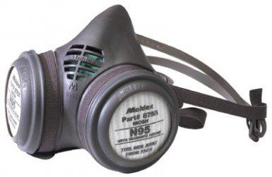 Moldex 8757 8000 Series Assembled Respirators