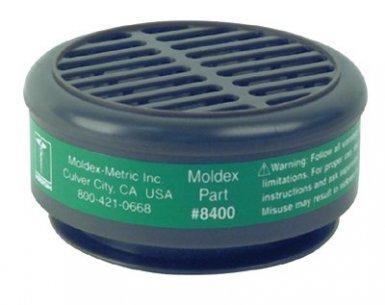 Moldex 8400 8000 Series Gas/Vapor Cartridges