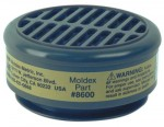 Moldex 8600 8000 Series Gas/Vapor Cartridges
