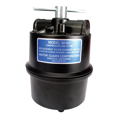Compressed Air Filters Motorguard 396 M 60 Motorguard