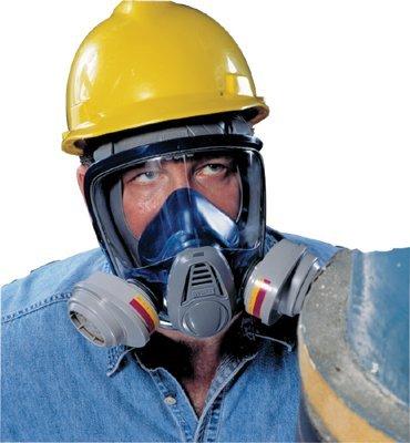 MSA 10028995 Advantage 3200 Full-Facepiece Respirator