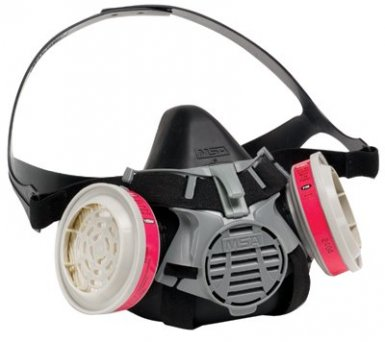 MSA 10102184 Advantage 420 Series Half-Mask Respirators