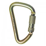 MSA 506572 Automatic Twist Locking Carabiners