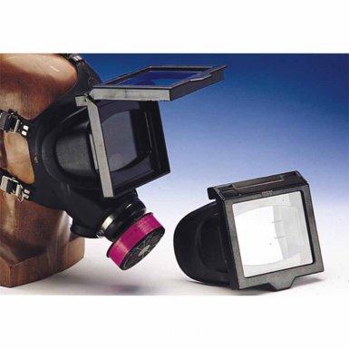 MSA 472859 Clip-On Welders Adapter w/Cover Lenses