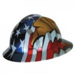MSA 10071159 Freedom Series V-Gard Helmets