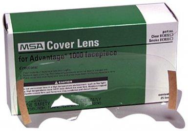 MSA 456975 Full Facepiece Respirator Cover Lenses