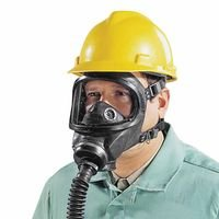 MSA 457126 Gas Mask Facepiece for Ultravue and Ultra Elite Full Facepiece Respirators