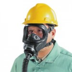 MSA 480247 Gas Mask Facepiece for Ultravue and Ultra Elite Full Facepiece Respirators