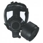 MSA 10051287 Millennium Riot Control Gas Masks