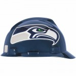 MSA 818410 Officially-Licensed NFL V-Gard Helmets
