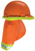 MSA 10098031 SunShade Hard Hat Accessories