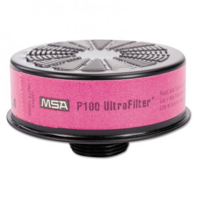 MSA 10010421 Ultra Filter Respirator Cartridge